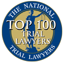 The National Trial Lawyers - Top 100 Trial Lawyer Logo
